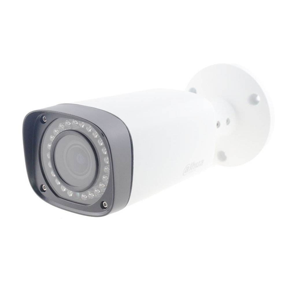 This compact bullet camera Full Hd from Dahua is suitable for both indoors and outdoors and gives a perfect image for both day and night. The camera has IR LEDs up to 30 meters, so that a very good image is obtained even in complete darkness. This one...