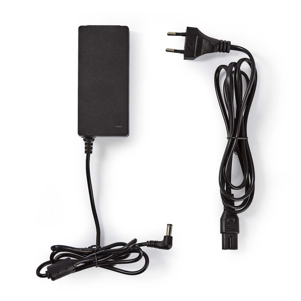Non si tratta di un adattatore CCTV standard: questo adattatore è progettato specificamente per i sistemi TVCC che richiedono elevati requisiti di alimentazione. Laddove gli adattatori standard raramente forniscono energia sufficiente per l'uso con TVCC,