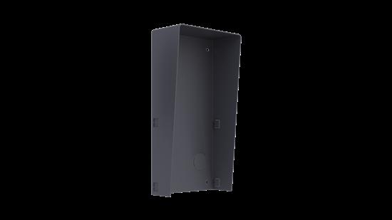 DS-KABD8003-RS2 Cubierta de lluvia opcional, módulo 2x para marco de montaje en superficie DS-KD-ACW2