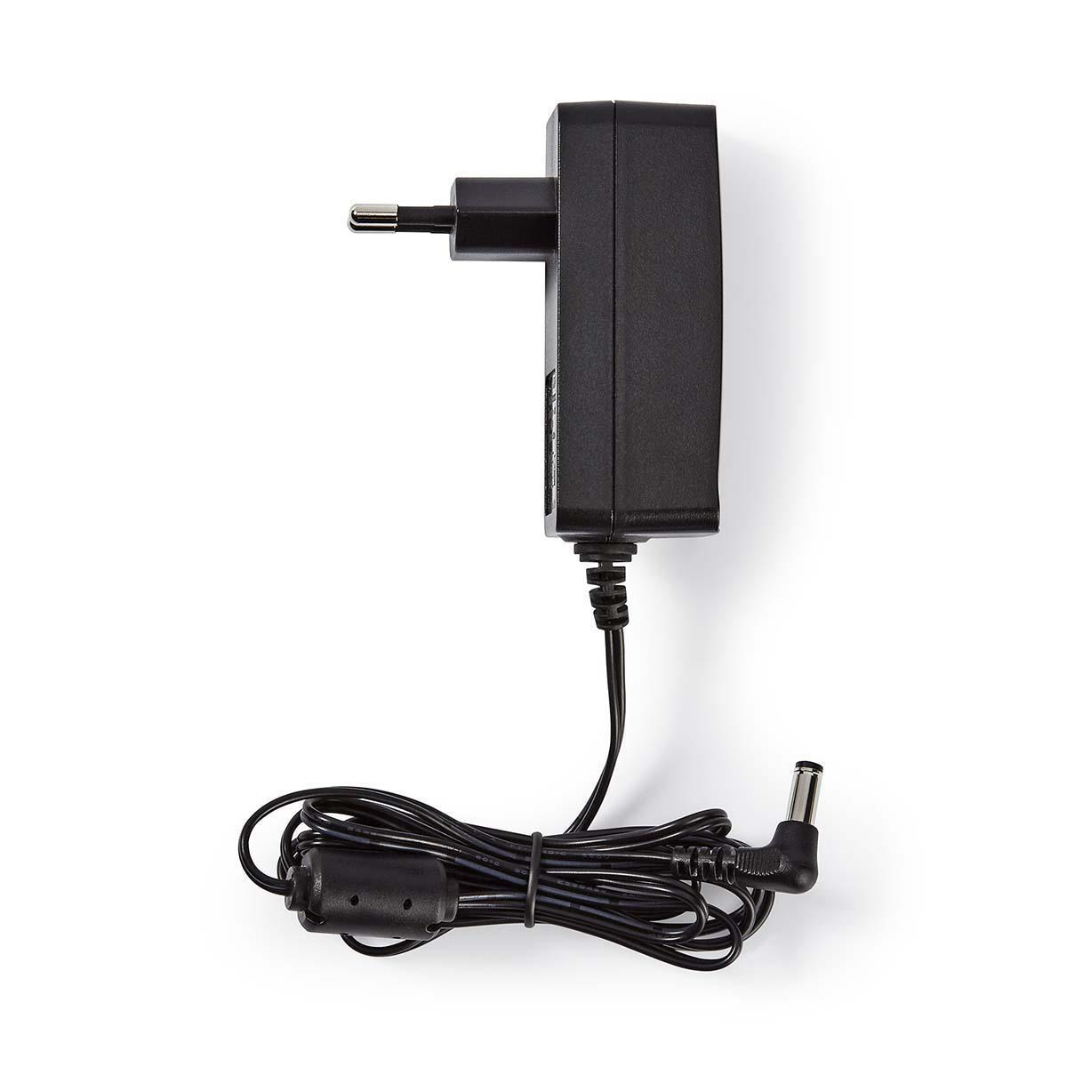 Este não é um adaptador CCTV padrão - este adaptador foi projetado especificamente para sistemas de CFTV que exigem muito da energia a ser fornecida. Onde os adaptadores padrão raramente fornecem energia suficiente para uso com CFTV, especialmente quando