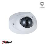 Dahua IPC-HDBW3441F-AS-M-28, 4MP Lite AI IR Câmera de rede de domo fixo de 2,8 mm