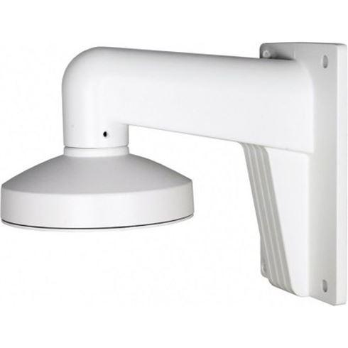 Supporto da parete in alluminio Hikvision DS-1273ZJ-130TRL per fotocamere DS-2CD23xx. Adatto anche per le telecamere Turbo line DS-2CE56D5T-VFIT3 e DS-2CE56C5T-VFIT3