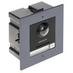 Hikvision Módulo de câmera DS-KD8003-IME1 / FLUSH com estrutura de montagem