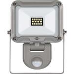 Nedis Proyector LED con sensor, 10 W, 900 lm, gris