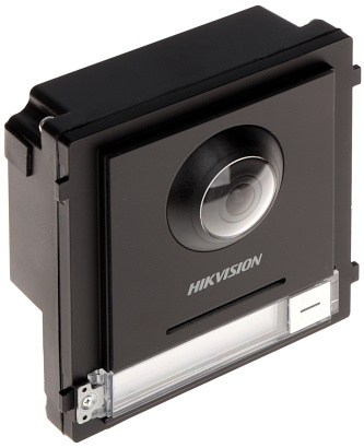 The DS-KH6320-WTE2 indoor unit is specifically intended for the new Hikvision 2-wire intercom solution. A new design with a 7-inch capacitive touch panel with built-in microphone and speaker. This 2-wire indoor unit works seamlessly with both the Hikvisio