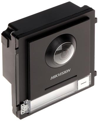 Das Innengerät DS-KH6320-WTE2 ist speziell für die neue 2-Draht-Intercom-Lösung von Hikvision vorgesehen. Ein neues Design mit einem kapazitiven 7-Zoll-Touchpanel mit integriertem Mikrofon und Lautsprecher. Dieses 2-Draht-Innengerät funktioniert nahtlos m
