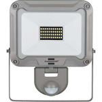 Nedis Projecteur LED avec capteur, 30 W, 2930 lm, gris