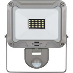 Nedis LED Floodlight with Sensor, 50 W, 4770 lm, Silver