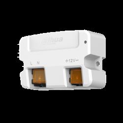 Der PFM320D-015 ist ein sehr kompakter Transformator, der eine 230-V-Stromversorgung für eine analoge, Turbo-HD- oder HD-CVI-Kamera in eine 12-V-Stromversorgung umwandelt. Dieses Produkt kann wie abgebildet bequem in einer Montagedose oder Wandhalterung m