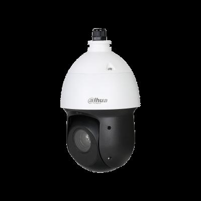 Die Dahua Starlight PTZ-Kameras sind in der Lage, Farbbilder in hoher Qualität bei minimaler Beleuchtung anzuzeigen. Dies ist ab einer Beleuchtungsstärke von 0,005 Lux (Farbe) möglich. Die Kamera hat auch True WDR. Dieses Modell hat auch die KI-Intelligen