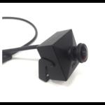 ASE Câmera IP Pinhole pequena, Full HD, Onvif, PoE, ângulo de visão de 160 graus, lente de 1,7 mm