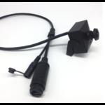 ASE Petite caméra IP sténopé, Full HD, Onvif, PoE, angle de vision de 160 degrés, objectif 1,7 mm