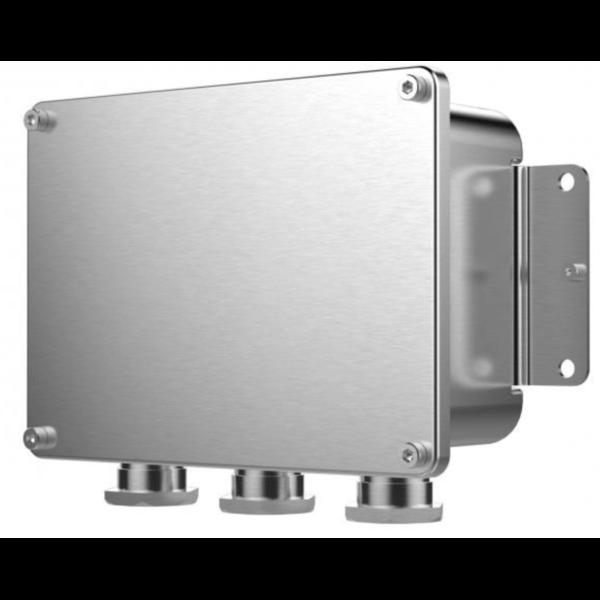 DS-1284ZJ-M, caja de montaje de acero inoxidable 316L