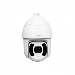 Dahua SD6CE445XA-HNR 4MP D / N IR Starlight Speed Dome AI Auto Tracking 45x optical zoom, incl.wall mount and power supply