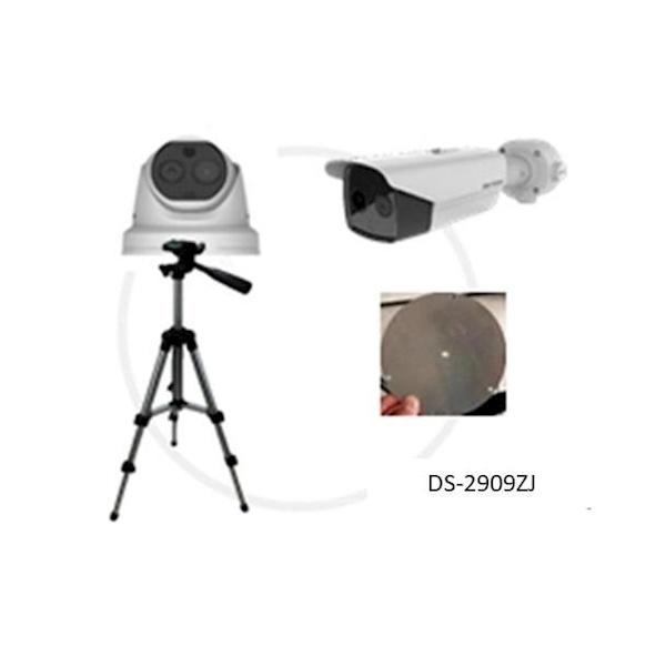 Aplicación: placa de montaje para el DS-2907ZJ (trípode)