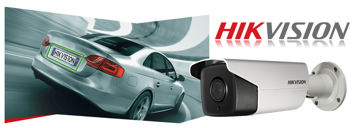 License plate recognition cameras (LPR)