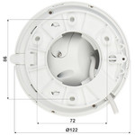 Dahua Kit Full HD IP 1 conjunto de câmera ocular de 4 megapixels