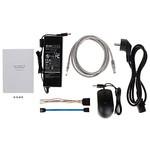 Dahua Cameraset   4x Eyeball   4MP   Starlight   NVR   Incl. Bekabeling   POE   APP  