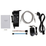 Dahua Kit Full HD IP 4x Conjunto de câmera Eyeball de 4 megapixels