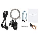 Dahua Kit Ultra HD IP 2x Eyeball conjunto de segurança de câmera de 8 megapixels