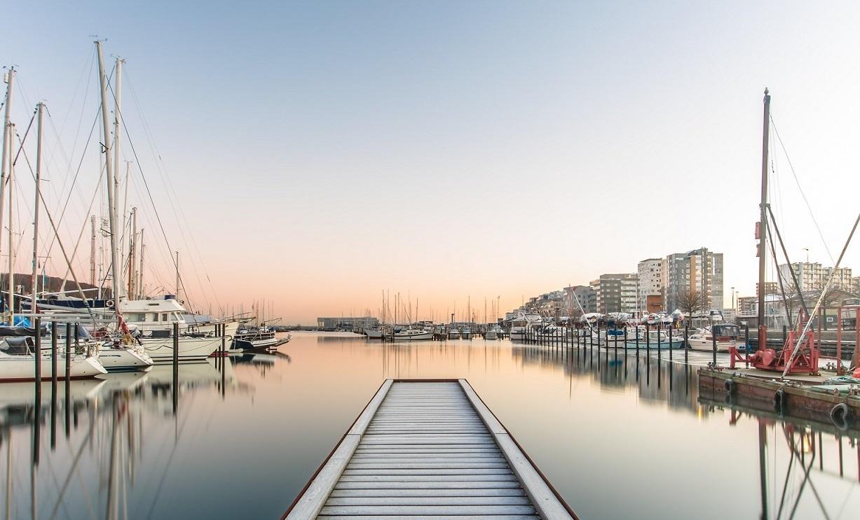 Alarmsysteem voor  haven