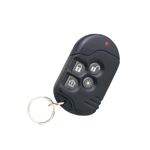 Visonic KF-234 2-Way PG2 Keyfob black, Two-way Keyfob, suitable for PowerMaster 10, 30 and 33, Feedback via LED, Battery: 3V CR-2032 Lithium. Dimensions: 60x34.5x12.5 mm Weight: 25 grams