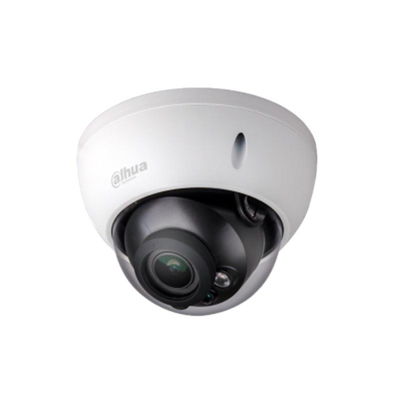 Die 5MP-Auflösung dieser Kamera kann nur in Kombination mit XVR-Rekordern verwendet werden, die auf 4KL-X enden. Ältere Modelle unterstützen diese Auflösung nicht. Diese Kamera kann nicht in Kombination mit dem Testwerkzeug PFM900-E oder PFM906 verwendet