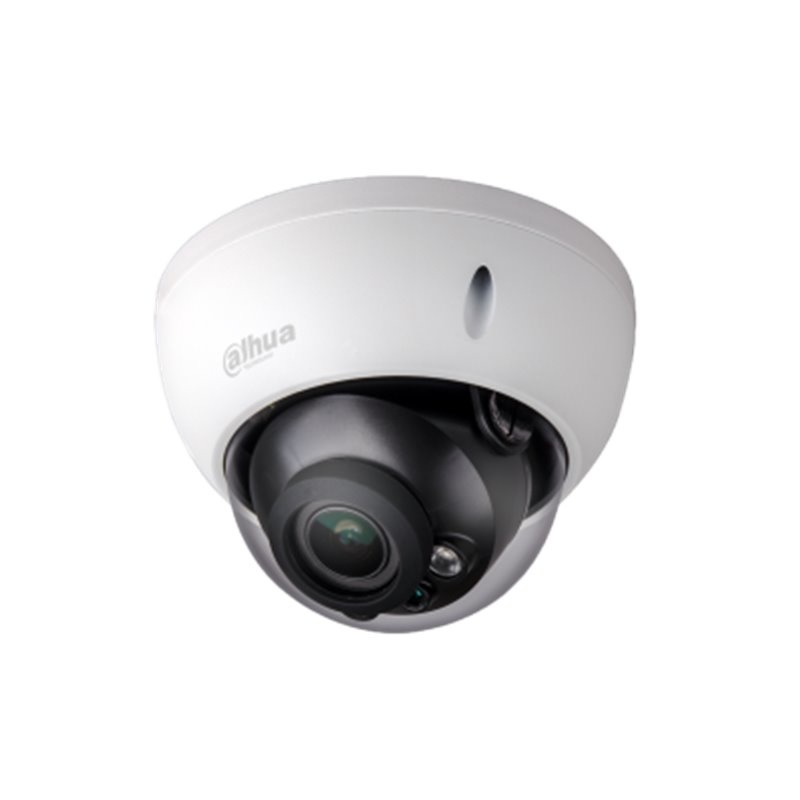4K HD-CVI camera's worden alleen ondersteunt door een 4K HD-CVI recorder. Deze camera kan niet worden gebruikt in combinatie met PFM900-E of PFM906 test tool. De PFM907 is wel geschikt.