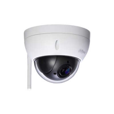 SD22204UE-GN-W, 2 Megapixel WiFi mini Dome PTZ