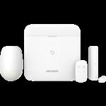 Hikvision DS-PWA96-KIT-WE, kit inicial AxPro com 4G, LAN, Wifi