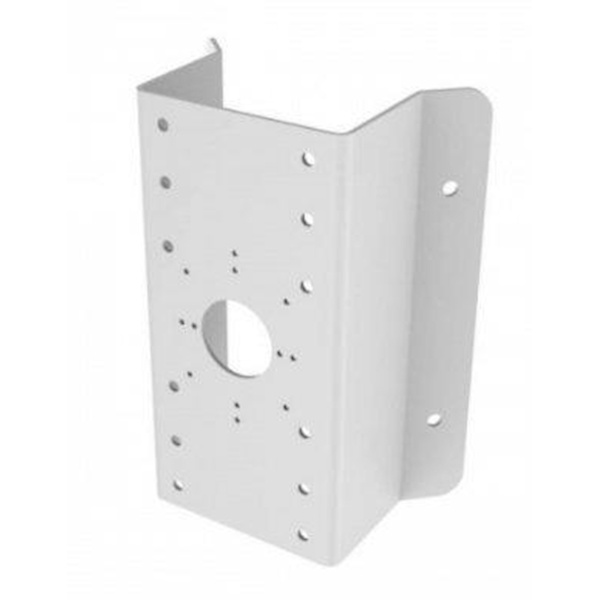 Mounting bracket for corner installation