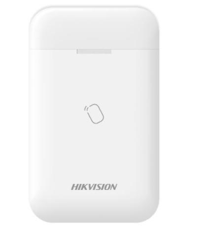 Lector de tarjetas inalámbrico AxPro DS-PT1-WE