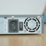 Hikvision DS-7608NI-I2 (NVR), uscita 4K.