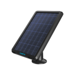 Reolink Painel solar Reolink para baterias Reolink, preto