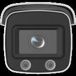 Hikvision DS-2CD2T47G2-L, ColorVU 2.0, filtro per falsi allarmi 4 MP, 130 dB WDR
