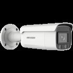 Hikvision DS-2CD2T47G2-L, ColorVU 2.0, filtro de alarme falso 4MP, 130dB WDR
