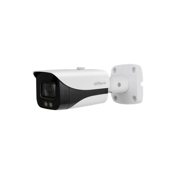 """As câmeras Starlight coloridas são o tipo mais recente de câmeras starlight da Dahua. Essas câmeras são equipadas com um Sony Starvis CMOS de 1 / 2,8 """"e uma abertura extra grande de até no máximo F1.0. Essa combinação já produz uma imagem colorida de 0,00"""