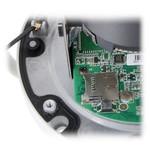 Hikvision DS-2CD2146G2-ISU, nero, 4Mp, Acusense, filtro per falsi allarmi, microfono, IR 30 m, WDR, luce ultra bassa