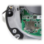 Hikvision DS-2CD2146G2-ISU, noir, 4Mp, Acusense, filtre de fausse alarme, microphone, 30m IR, WDR, lumière ultra faible