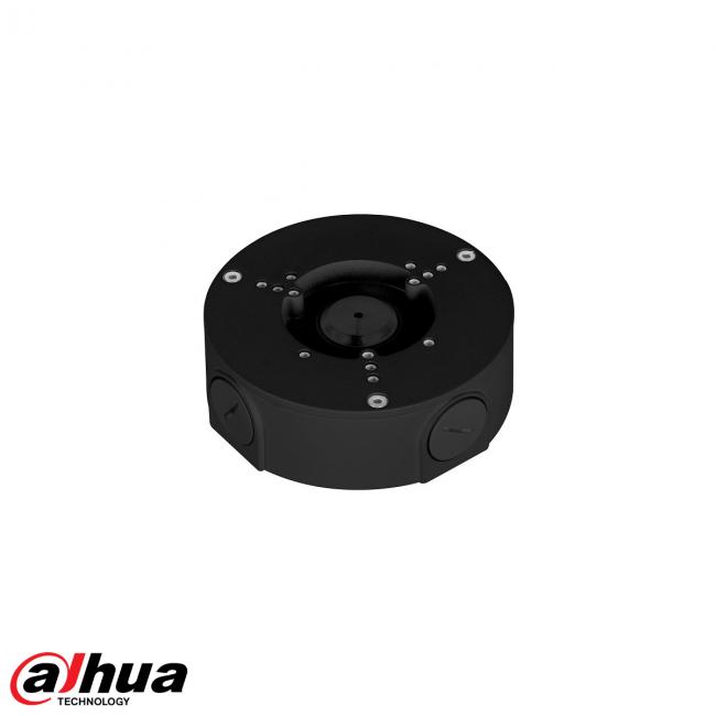 Caixa de montagem para câmeras bullet HAC e IPC-HFW21 / 22/41/42 / 4300SP e câmeras dome HDW4100 / 4200 / 4300C.