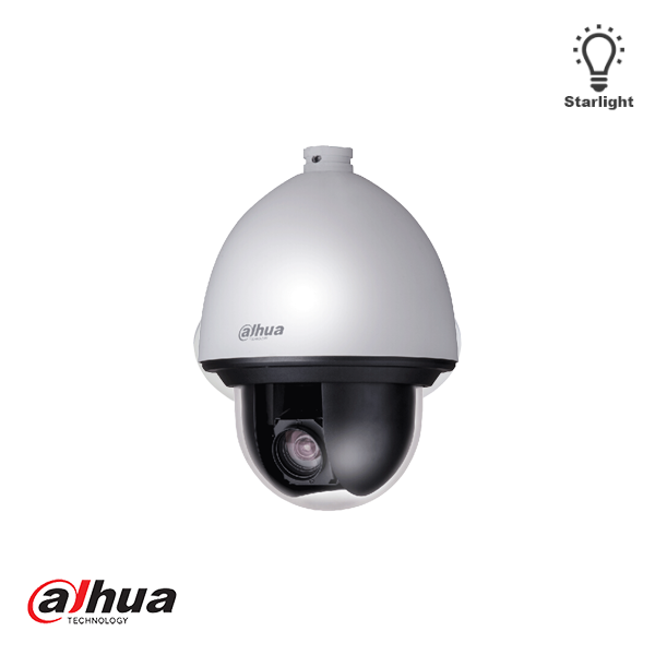 SD65F233XA-HNR 2MP 33x zoom Starlight + PTZ AI Network Camera PoE +, rastreamento automático