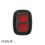 Ajax Systems Doppelter Panikknopf (schwarz)