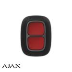 Ajax Systems Dubbele Paniekknop (Zwart)