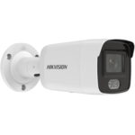 Hikvision DS-2CD2087G2-LU, ColorVU 2.0, filtro de alarme falso, 8MP / 4K, 130dB WDR, mic.