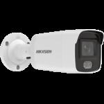 Hikvision DS-2CD2087G2-LU, ColorVU 2.0, filtro de falsa alarma, 8MP / 4K, 130dB WDR, micrófono.