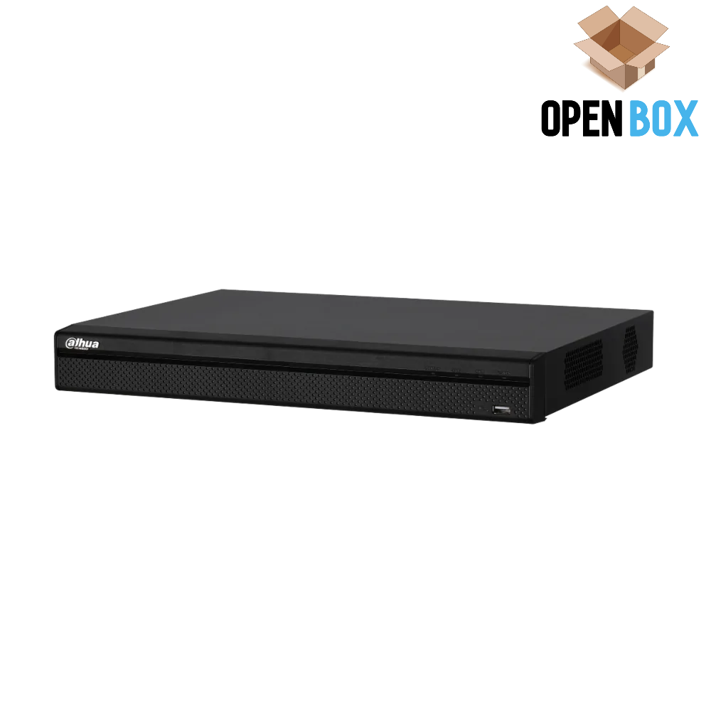HD-CVI Digital Video Recorder, 32 channels. This HD-CVI recorder supports Full HD live image over all HD-CVI channels (32xHd-cvi / 16xIP). In addition, all channels can also be used for analog cameras and can accommodate 48 IP cameras. When...