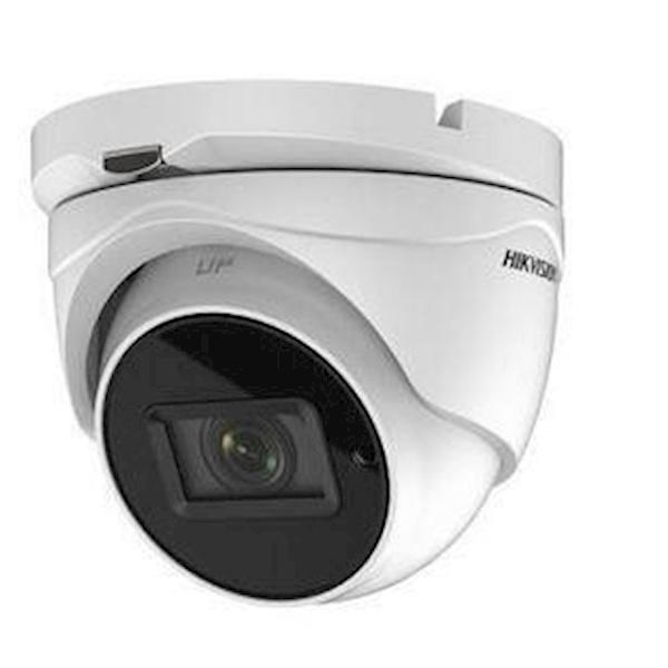 8.29 Megapixel high-performance CMOS<br /> Ultra-low light<br /> 3840 × 2160 resolutie<br /> 120 dB True WDR, 3D DNR<br /> EXIR 2.0, slimme IR, tot 60 m IR-afstand<br /> IP67<br /> Up the Coax<br /> Het bereik van de lens is 2.8-12mm