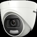 Hikvision DS-2CE72HFT-F28.5 MP, lente focal fixa de 2,8 mm