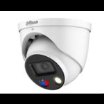 Lente ocular de 2,8 mm da Dahua HDW3849HP-AS-PV 8MP WizSense em cores