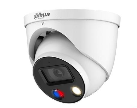 TiOC significa la cámara 3 en 1 que integra monitoreo a todo color 24/7, disuasión activa e IA en una solución inteligente e innovadora. El TiOC puede identificar con precisión los riesgos potenciales y alertar eficazmente a los intrusos, protegiendo efic